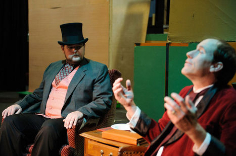 For cast and director, firsts freshen 'Final' Sherlock Holmes tale - Columbia Daily Tribune | OffStage | Scoop.it