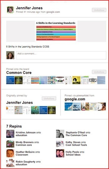 Simple Pinterest for Beginners | Cool Cat Teacher | Middle School Mania | Scoop.it