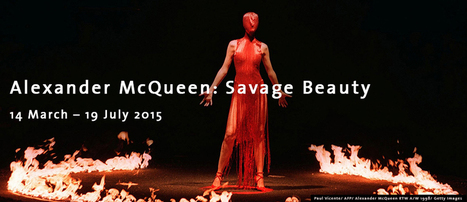 Exhibition - Alexander McQueen: Savage Beauty - Victoria and Albert Museum | Textile Horizons | Scoop.it