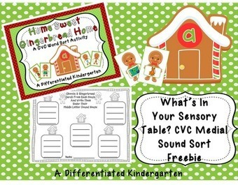 A Differentiated Kindergarten: What's inside your holiday sensory ... | Educators' Differentiated Instruction | Scoop.it