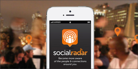 SocialRadar: Social network for real-time connections : Web, Mobile & Big Data Blog | Latest in Technology | Scoop.it