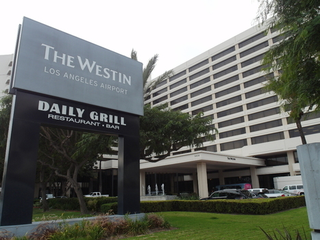 The Westin Los Angeles Airport Hotel Review - Singapore's Top (few) Travel Blog - Since May 2011!   2bearbear.com World Travels!   Scoop.it