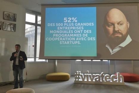 Viva Technology: Start ups devenez les stars de demain !   Sur le chemin de l'innovation   Scoop.it