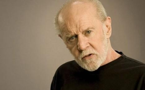 Η συμβουλή του George Carlinγια να απελευθερωθούμε από τα γηρατειά | omnia mea mecum fero | Scoop.it