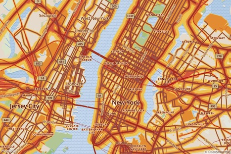 Global Noise Pollution Map | Geomobile | Scoop.it