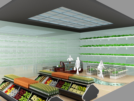 Five of the most exciting digital innovations in grocery retail | ClickZ | Digital Innovation in Retail | Scoop.it