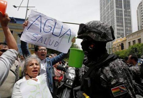 Bolivia se queda sin agua | CTMA | Scoop.it