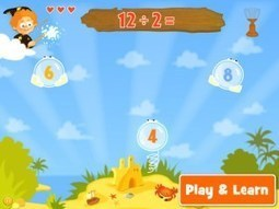 12 Fun Apps for Learning Math Facts - appydazeblog | Aprendiendo a Distancia | Scoop.it
