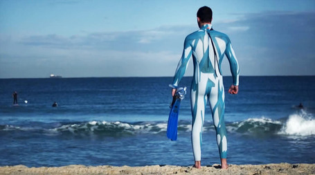 New Wetsuits Could Be The Answer To Increased Shark Attacks - Huffington Post | Sharks | Scoop.it