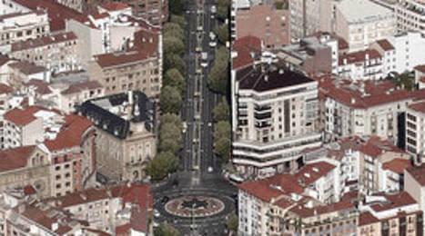 15.000 coches por la calle Amaya al día y 10.000 en José Alonso   Ordenación del Territorio   Scoop.it