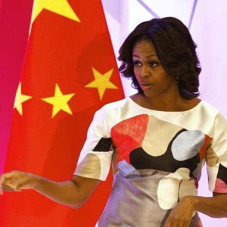 "Michelle Obama: ""Libertad de Internet, un derecho universal"" | Open Access | Scoop.it"