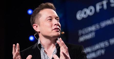 Elon Musk: El cerebro detras de Tesla, SpaceX, SolarCity ... | MISIONARTE REALIDAD HUMANA | Scoop.it