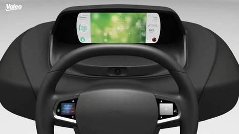 Tableau de bord du futur : mais… que ferez-vous au volant ? - France Info | Innovation et technologie | Scoop.it