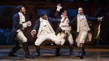 How Teachers Are Using 'Hamilton' the Musical in the Classroom | Historia! | Scoop.it
