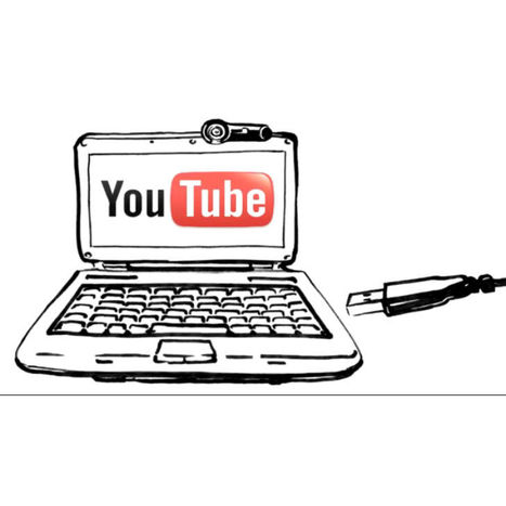 How to record a video using a webcam and YouTube | Podcasts | Scoop.it