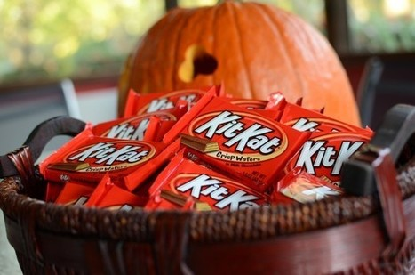 Scary Halloween candy: Watch out for these five ingredients | Local Food Systems | Scoop.it