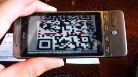 Learn Some Amazing Ways to Use QR Code in Your Classroom - EdTechReview™ (ETR) | Focus: Online EdTech | Scoop.it