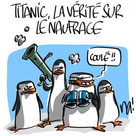Titanic, la vérité sur le naufrage | CRAKKS | Scoop.it