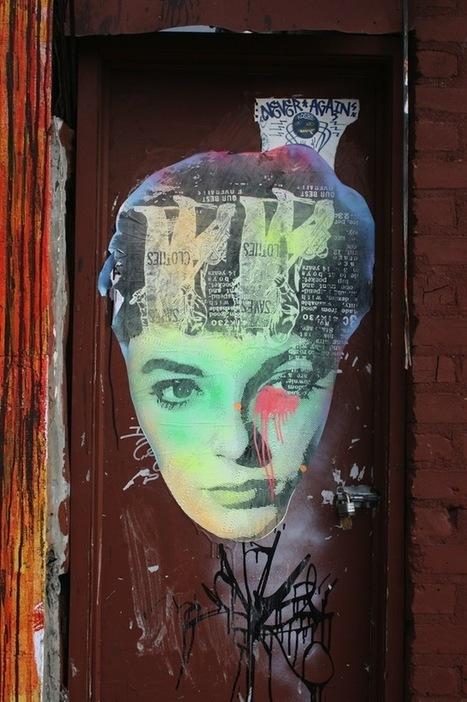 Vandalog – A Street Art Blog » Staying elusive in the streets | Street art news | Scoop.it
