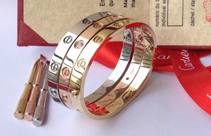 Top Fake Cartier Love Bracelet, Buy your replica Cartier Cartier Love Bracelet from Replica | replica chanel blog | Scoop.it