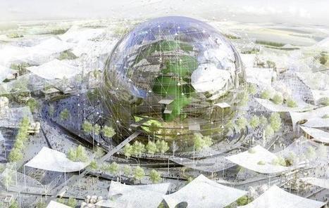 Val-d'Europe : deux sites candidats pour accueillir l'expo universelle de 2025 | Les malls & autres grands projets | Scoop.it