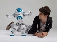 Les robots s'invitent à la cocktail party - Inria | Cabinet de curiosités numériques | Scoop.it