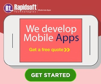 Top Mobile App Development Companie | Rapidsoft Technologies | Scoop.it