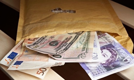 Money laundering, bribery and tax evasion: how to freeze illicit flows | International Educational Development | Scoop.it