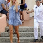 Victoria Silvstedt fait son shopping sexy en Sardaigne - photos | Radio Planète-Eléa | Scoop.it