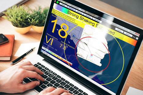 Earthquuuake! This app could warn you before the next big one hits | Flash Technology News | Scoop.it