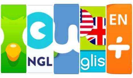 5 apps para aprender Idiomas | Recursos TIC para educación | Scoop.it