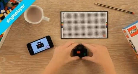 Lego bricks meet iPhone with Life of George augmented reality game – Cell Phones & Mobile Device Technology News & Updates | Geek.com | Augmented Reality News and Trends | Scoop.it