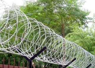 Concertina Coil,Concertina Wire,Concertina Razor Wire,Barbed Wire | Concertina Coil | Scoop.it