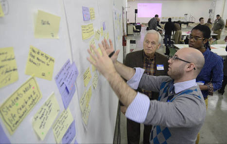 Entrepreneurs, creators and techies partake in multi-city hackathon | Tennessee Libraries | Scoop.it