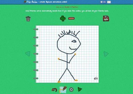 FlipAnim: crea online las animaciones GIF más divertidas   Eines i Recursos eduTIC   Scoop.it