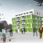 """World's First """"Living Building"""" Uses Algae to Provide Energy and Shade 