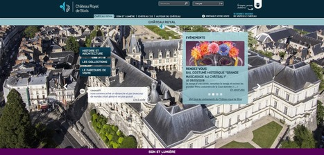 Nouveaux sites web de musées, centres de sciences et lieux de patrimoine en France | L'actu culturelle | Scoop.it