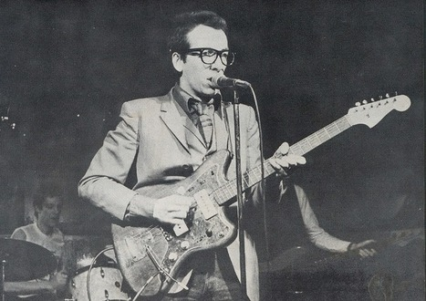 Elvis Costello in concert | SongsSmiths | Scoop.it