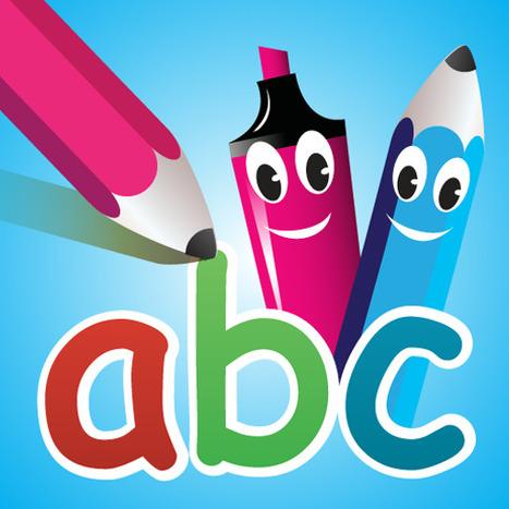 abc Pocket Phonics App Review | Speech-Language Pathology | Scoop.it