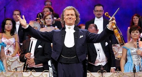 André Rieu at the LG Arena | Birmingham Life | Scoop.it