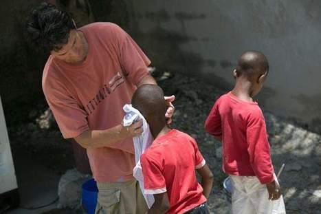 Mitch Albom: Anniversary of Haiti quake a sad reminder | Mitch Albom | Scoop.it