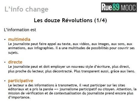 MOOC écrire pour le web : quelles révolutions ? | Coopération, libre et innovation sociale ouverte | Scoop.it