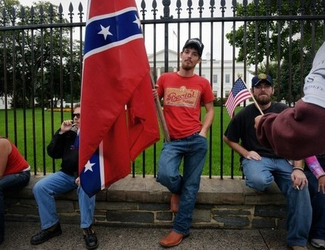 Confederate flag in front of White House? Our politics as war by other means - Washington Post (blog) | Conservative News | Scoop.it