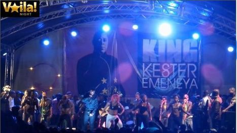 Des videos exclusives du Concert en hommage de King Kester. - Voila Night | CONGOPOSITIF | Scoop.it