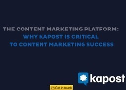 5 Steps to Help Your Marketing Team Embrace New Technology | Kapost Content Marketeer | Blogs From The Best | Scoop.it