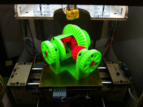 Can 3D printing rebuild manufacturing in Australia? | Creative and innovative progression, in the world of Information and Communication Technology | Scoop.it