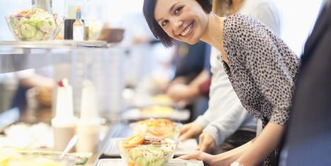 5 idées pour mieux manger en entreprise | Take a look at your lifestyle | Scoop.it
