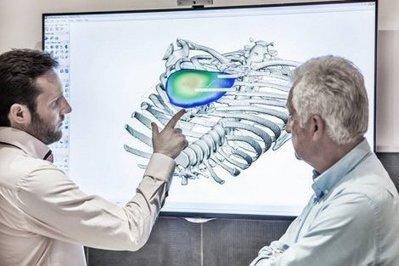 Depuis Toulouse, AnatomikModeling adapte la conception 3D à la chirurgie | Toulouse networks | Scoop.it