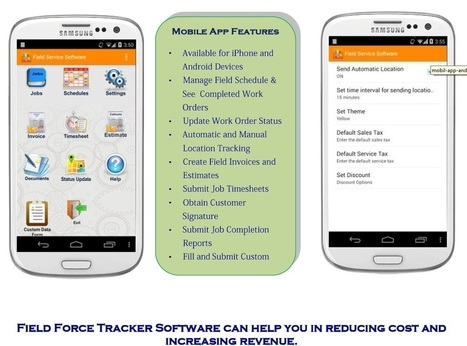 Field Force Tracker is the Enterprise Field Service Tracking Platform Software | Traking Software | Scoop.it