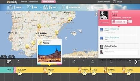 Libertrip, le nouveau réseau social autour du voyage | Voyage : secrets d'organisation | Scoop.it